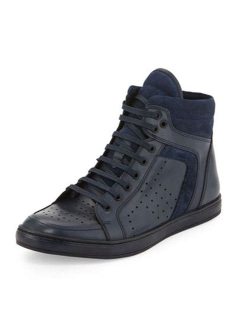 kenneth cole high top sneakers kenneth cole kenneth cole big brand leather high top
