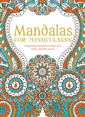mandala coloring book waterstones mandalas for mindfulness waterstones