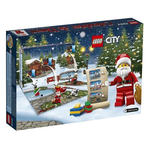 Calendrier De L Avent Lego City 2014 Lego 174 City Advent Calendar 2016 Amazing Toys