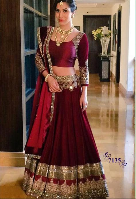 designer pics buy maroon color fancy designer banglorisilk wedding