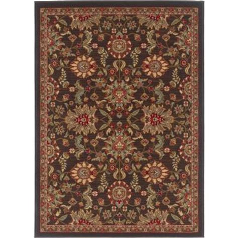 home depot 5x7 area rugs tayse rugs laguna charcoal 5 ft x 7 ft transitional area rug 4593 charcoal 5x7 the home depot