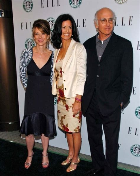 Laurie And Larry David Split by Image Gallery Laurie David