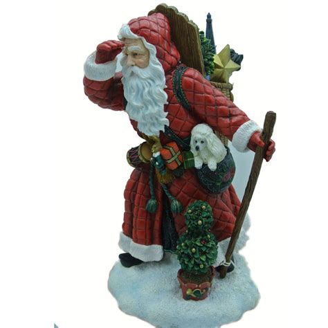 How To Decorate Front Yard - pere noel 11 quot pipkas