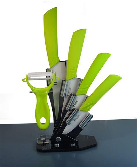 fabiz universal kitchen knife 6 in 1 multipurpose kitchen ceramic knife ceramic cutting tool ceramic knife 6 piece