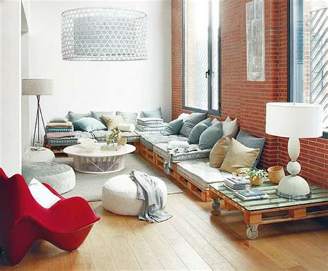 diy living room furniture home dzine green living what can you do with an old pallet