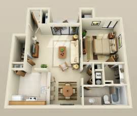 One Bedroom Apt Paragon Apartments 1 Bedroom Interior Design Ideas