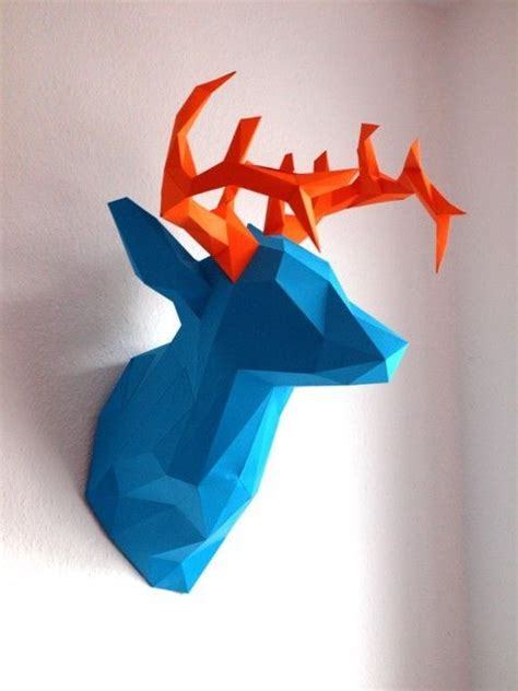 Papercraft Deer - pictures of deer and pictures on