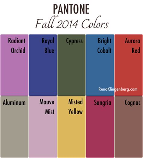 pantone colors for fall 2014 girly schtuff girly schtuff