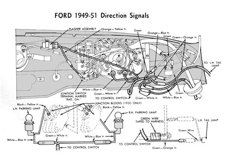 1950 ford car wire harness 1950 ford custom car upholstery wiring diagram database gsmportal co