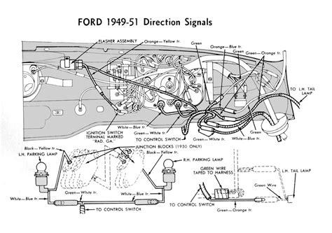 1946 ford headlight socket wiring diagram get free image