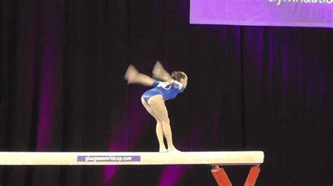 triple layout gymnastics gym skills guide larisa iordache s acrobatic beam skills