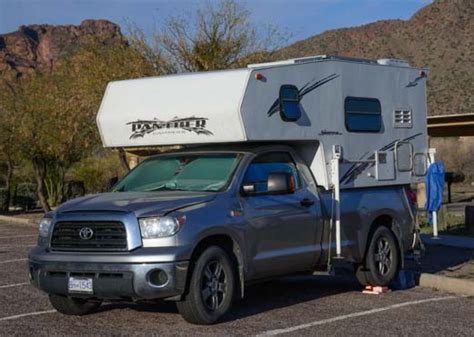 toyota tundra motorhome how big an rv do you need