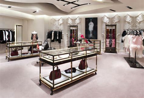 Retail Store Floor Plan hong kong happenings dior homme and mcqueen open new