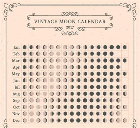 lunar calendar 2017 2017 moon phases calendar lunar templates get calendar