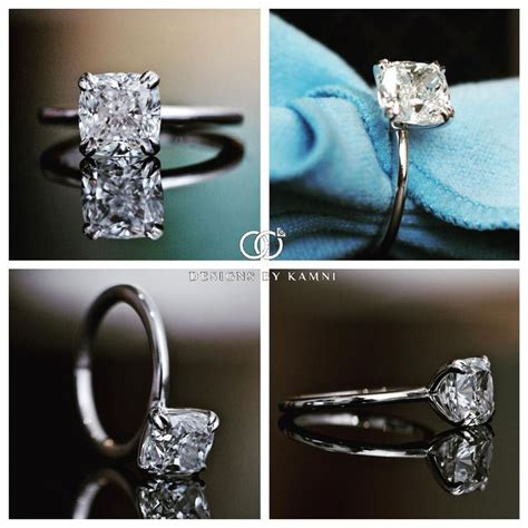 design by kamni instagram just a 3ct beauty double prong solitaire setting with a