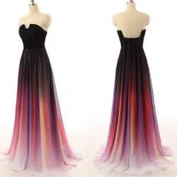 25 best ideas about rainbow prom dress on pinterest
