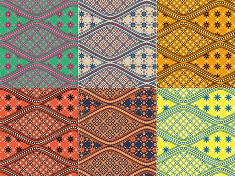 Indonesian Batik Design Pattern | indonesian batik patterns by clickpopmedia on deviantart