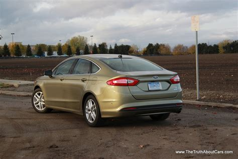 Ford Focus Se 2013 by 2013 Ford Focus Se Ecoboost 1 6 Interior Rear Seats