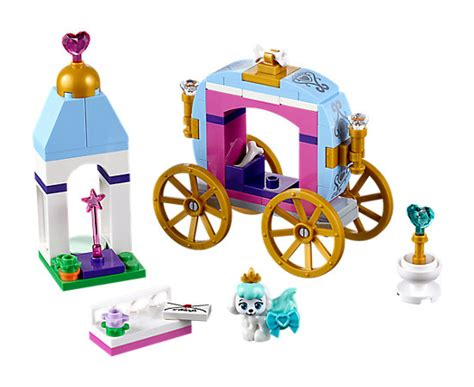 Lego 41141 Disney Princess Pumpkins Royal Carriage pumpkin s royal carriage 41141 disney lego shop