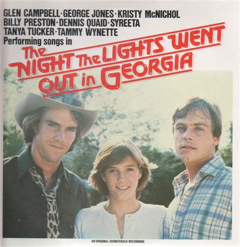 The The Lights Went Out In by Soundtrack The Lights Went Out In Records