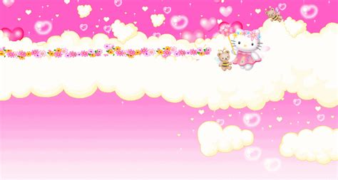 imagenes de hello kitty y piolin im 225 genes animadas de hello kitty vol 2 14 fotos