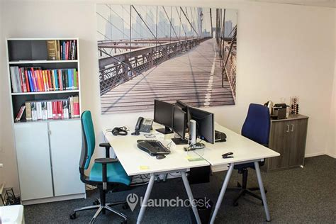 Office Desk Rental Rent Office Desk Office Space Papaverweg Amsterdam Noord Launchdesk 1600 X 800 Curved Desk
