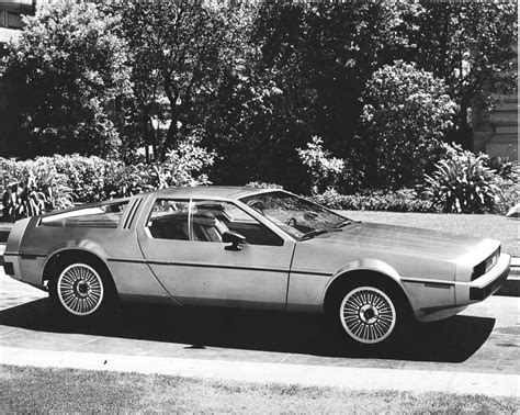 Delorean Dmc 12 Concept by A Promotional Of The Delorean Dmc 12 Concept