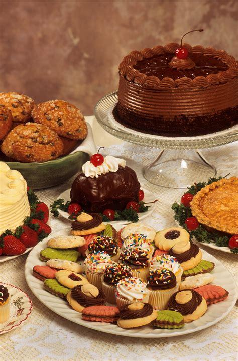 baked goods file desserts jpg wikimedia commons