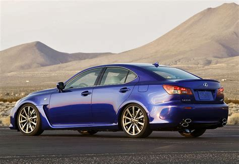 2007 lexus is f specifications photo price
