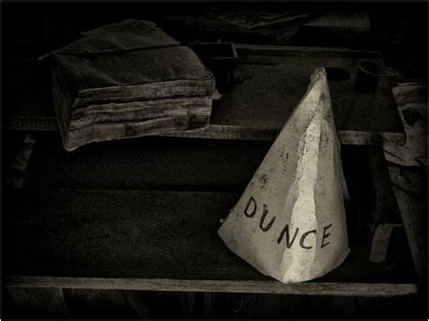 How To Make A Dunce Hat Out Of Paper - i did tell you but you do not believe the miracles i do