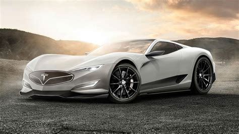 Tesla Be A Yeah This Isn T A Real Tesla Hypercar But It Needs To Be
