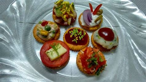 canape toppings biscuit toppings or biscuit canapes