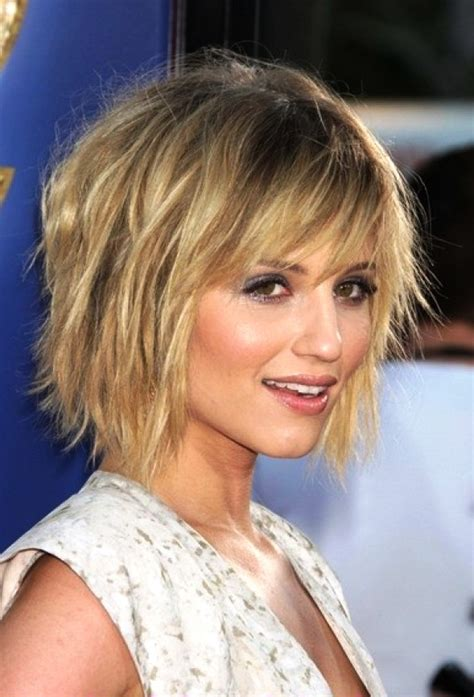 what does short choppy layers look like in medium length hair 40 choppy hairstyles to try for charismatic looks fave