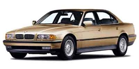 2001 bmw 7 series review and rating motor trend used euro car 1995 2001 bmw 7 series