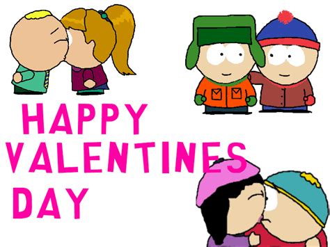 south park valentines south park valentines day contest by kennymccormickilove9