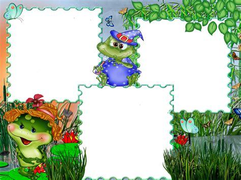 marcos de pocoy marcos infantiles para fotos cuadros para fotomontajes infantiles imagui