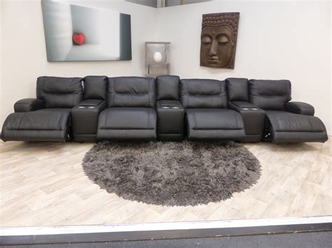 sofa cinema teatro electric reclining cinema sofa furnimax brands outlet