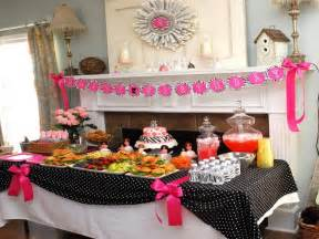 table decoration ideas for parties decorating party tables 18 photos of the party table