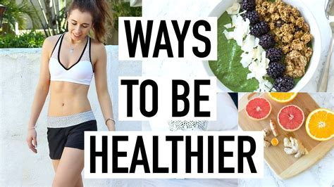 9 sneaky tips to help 10 ways to be healthy sneaky tips to be healthier