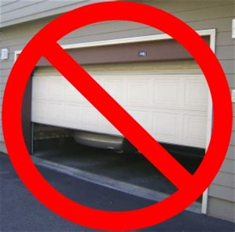 Garage Door Won T Open 3 Reasons Why Your Garage Door Won T Open