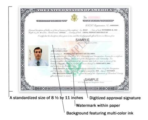 Uscis Number Search Naturalization Certificate Number On Passport Www Imgkid