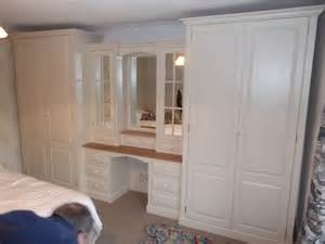 wardrobe with dressing table bedroom ideas
