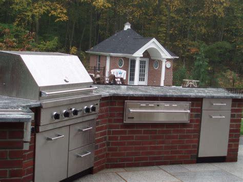 outdoor kitchen builder 35 ideas about prefab outdoor kitchen kits theydesign