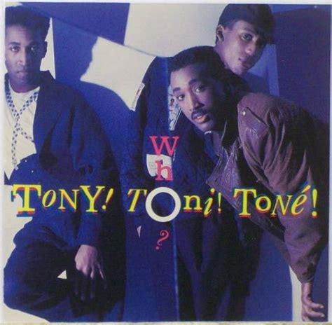 Tony Toni Toné Pillow by Tony Toni Tone All