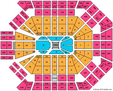 mgm grand seating chart boxing cheap mgm grand garden arena tickets