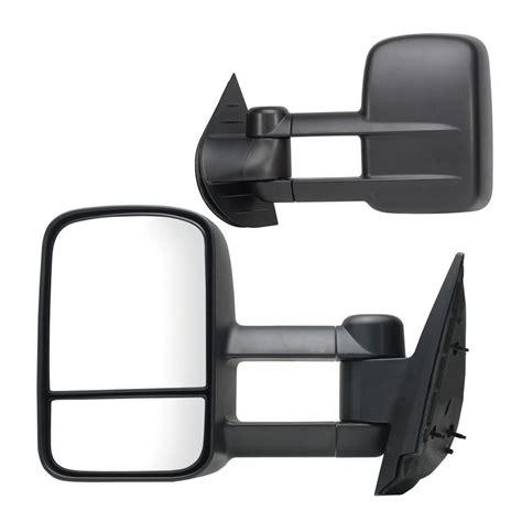 gmc mirror gmc 3500hd 2015 2014 extendable towing mirrors k