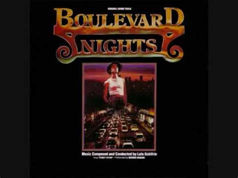 blvd nights with music youtube lalo schifrin boulevard nights youtube