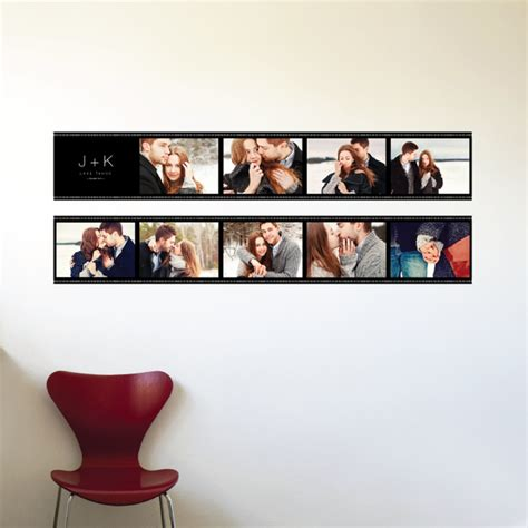 photography wall stickers filmstrip wall stickers paper culture