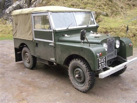 Topi Land Rover Series One Club land rover series one club 1955 57107071