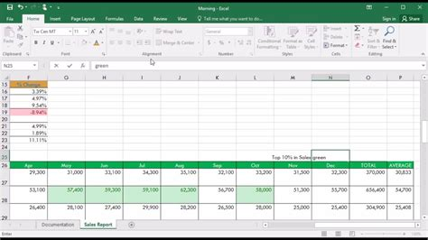 format excel legend 231 how to create a conditional formatting legend in excel